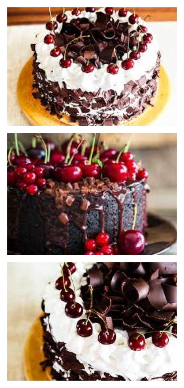 Картинки по запросу украшение торта ягодами   Фруктовые