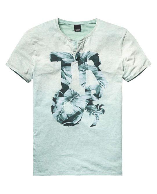 T-shirt effet sprayT-shirt effet spray