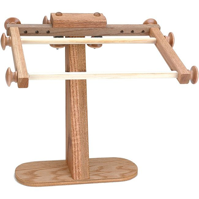 li>Improve your needlework projects with the E-Z stitch lap stand ...