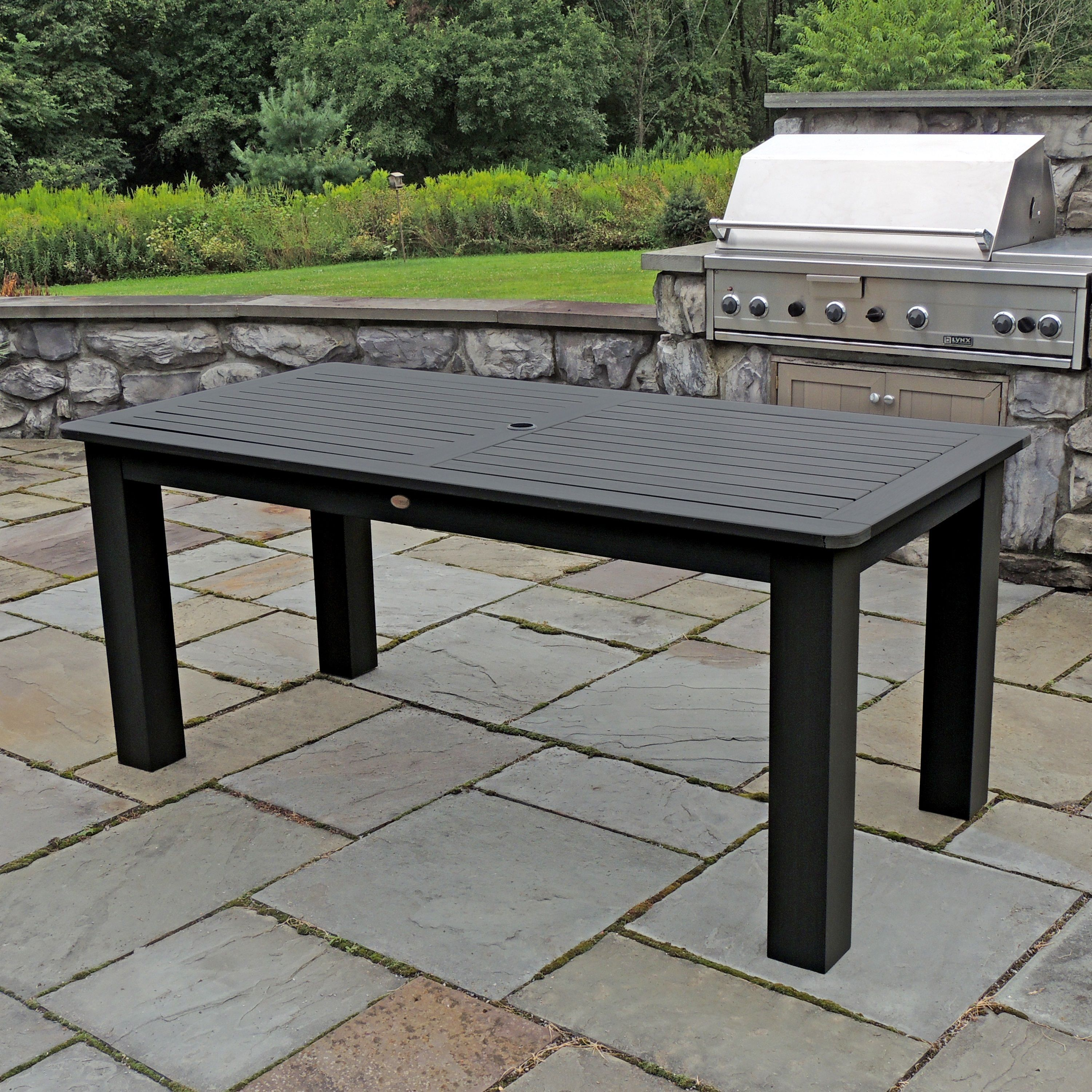 Highwood 36 Inch X 72 Rectangular Counter Dining Table