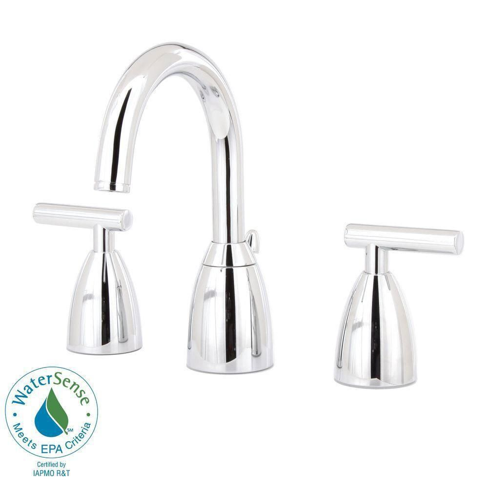 Price Pfister Contempra 8 inch Widespread 2-Handle Bathroom Faucet ...