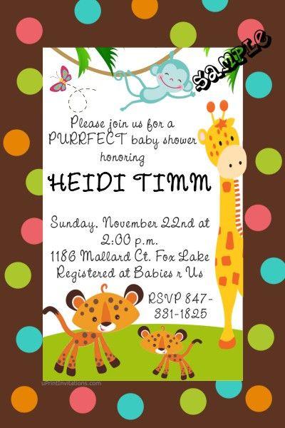Zoo baby shower invitations zoo fisher price baby shower zoo baby shower invitations zoo fisher price baby shower invitations filmwisefo