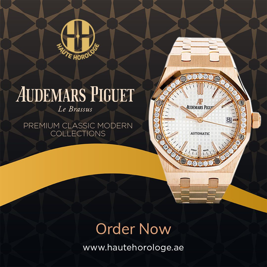 Audemars Piguet Royal Oak Rosegold 37mm 15451or Zz 1256or 01 Men S Watch In Dubai Haute Horologe Audemars Piguet Audemars Piguet Watches Watches For Men