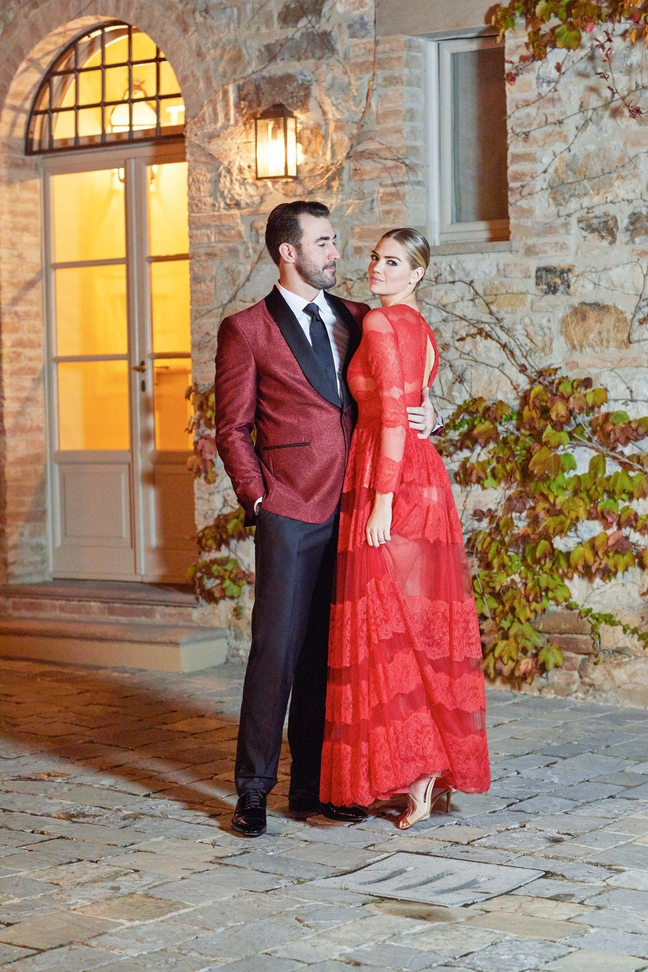 Kate Upton Wore 3 Different Dresses at Her Epic Tuscan Wedding