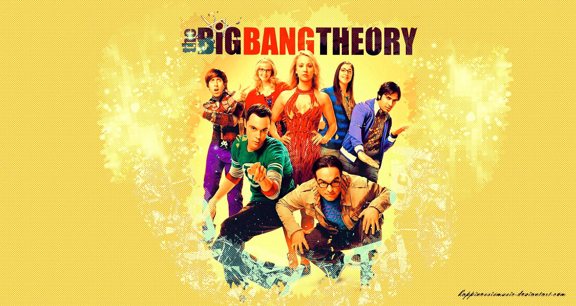 pictures of the big bang theory by Orrick Walter (2017-03-08 ...