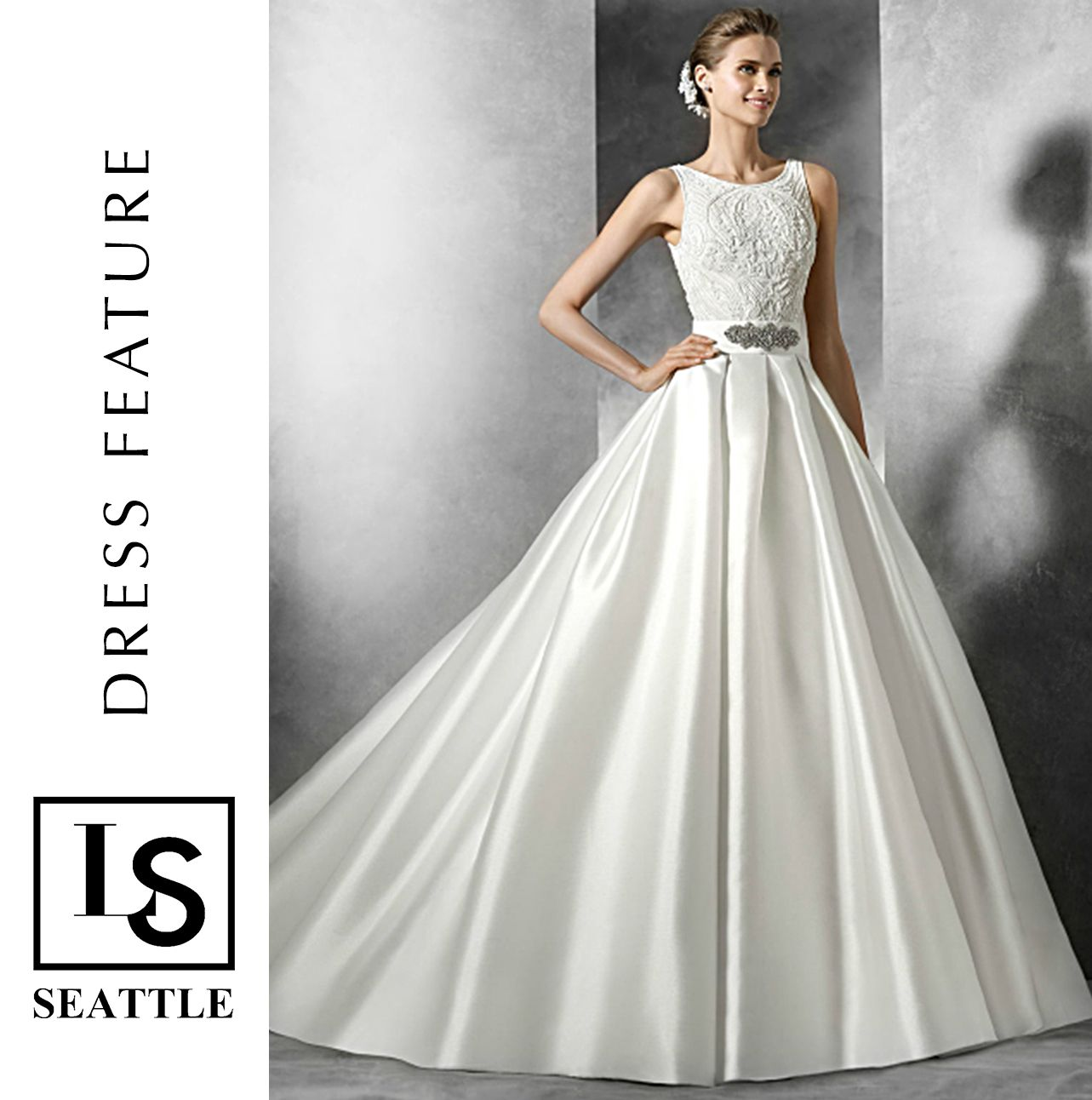 Seattle Wedding Show - Best Wedding Dresses from Le Salon Bridal ...