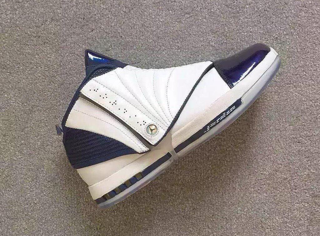 b0137206d90 Air Jordan 16 'Midnight Navy' will be returning this year. Shop our  Preorders section for upcoming releases at kickbackzny.com.