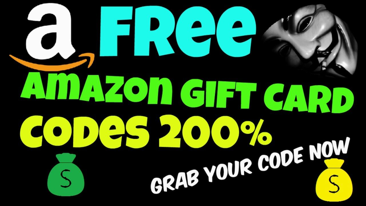 Amazon gift card offer win your 500 gift card code now