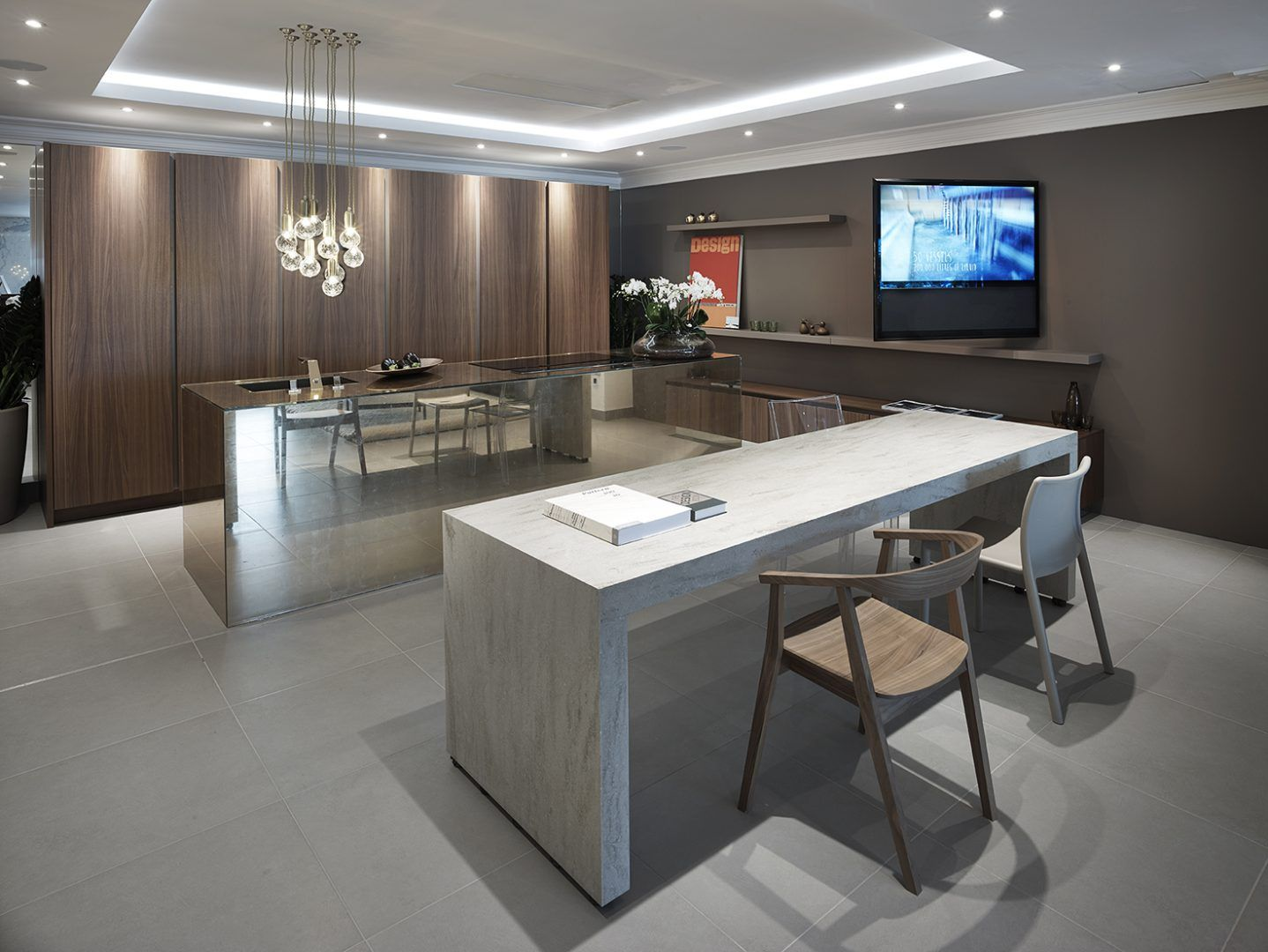 Classic Contemporary Kitchen stylish, classic contemporary kitchen. siematic s2 kitchen in