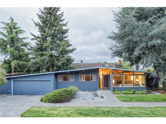 Amazing 1961 Time Capsule Home For Sale In Seattle Wa Http Www