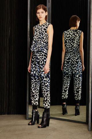 Cut25 by Yigal Azrouël Fall 2014 Ready-to-Wear Collection Slideshow on Style.com