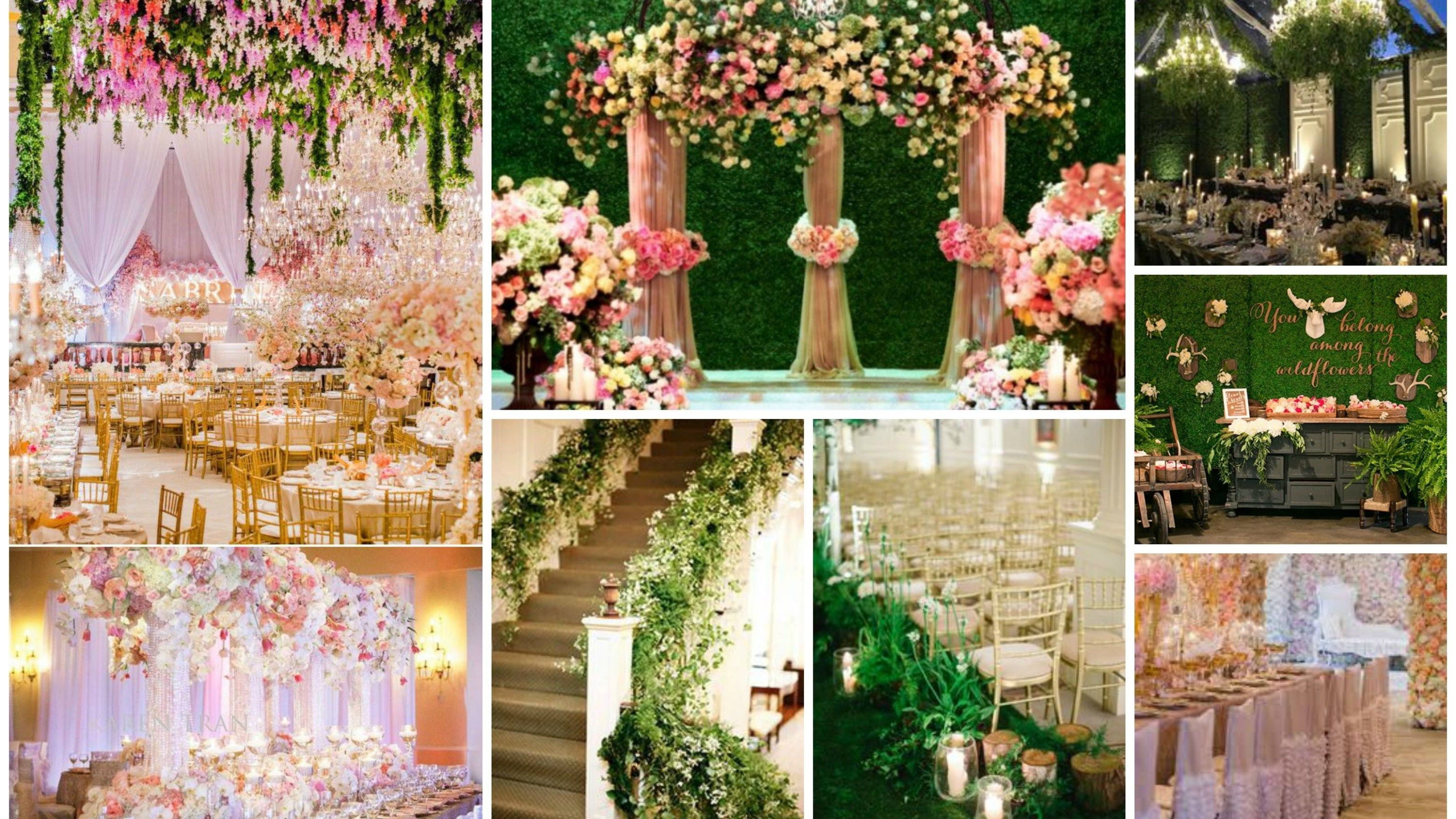 9 Garden Themed Wedding Ideas, Brilliant and Gorgeous  Garden