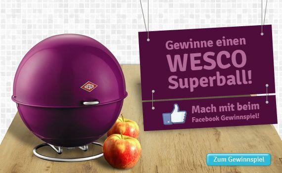 Schön Schön Facebook Gewinnspiel Wesco Superball