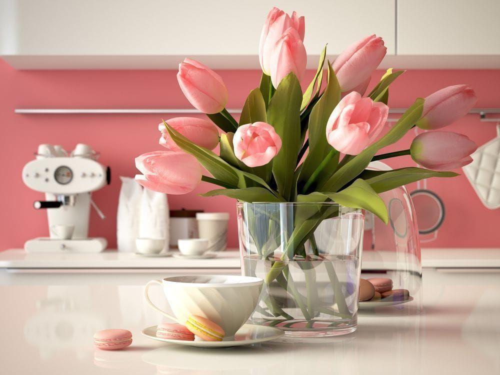 Frühlingsdeko für die Küche – Holt euch den Frühling nach Hause