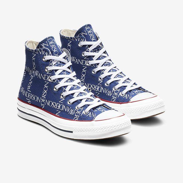 2c107fbaf3b Converse x JW Anderson Chuck 70 Grid High Top Unisex Shoe. Nike.com ...