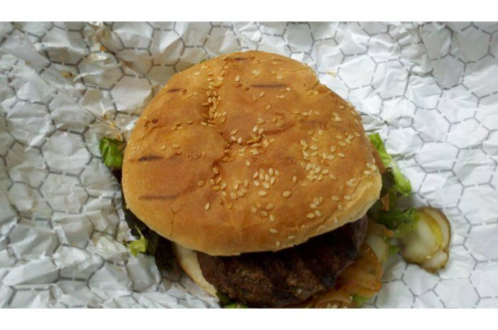 #94 Sirloin Burger, BV's Burger, New York City from The 101 Best Burgers in America 2016