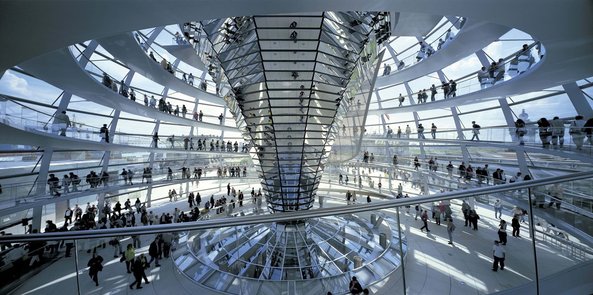 Foster and Partners are an awa...