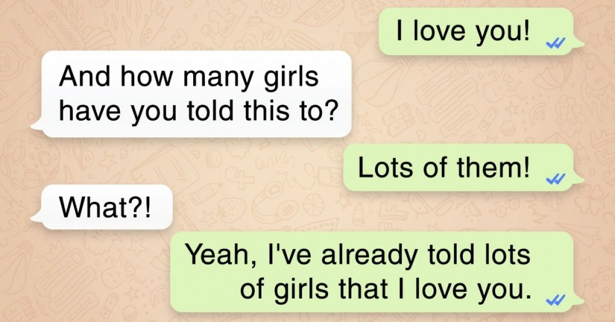 15 text convos that\u0027ll rekindle your belief in love -