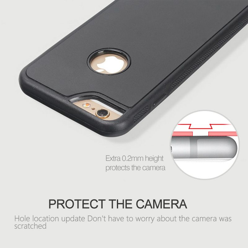 Anti Gravity Case With Good Fitting And Extra Care For Camera And Plug In Slots