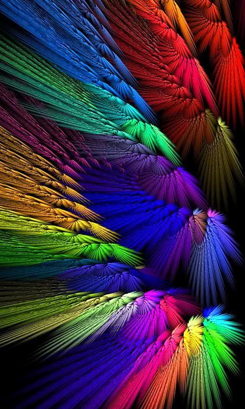 Log In Rainbow Colors Art Rainbow Wallpaper Never Settle Wallpapers