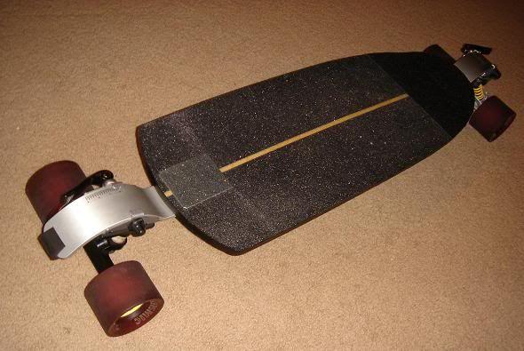 pavedwave distance skateboarding :: Reduce-Reuse-G Cycle! - Custom G Bomb Builds
