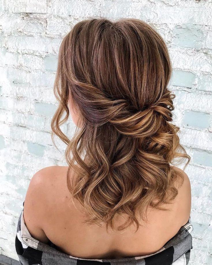 Account Suspended Half Up Hair Medium Hair Styles Wedding Hair Half