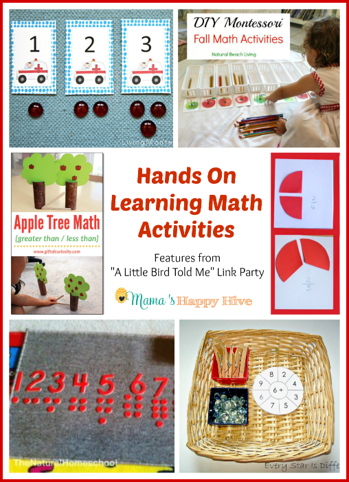 Hands On Learning Math Activities   Learn math, Math activities and Math