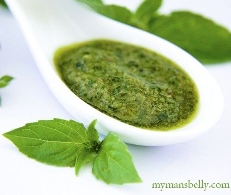 What to do with all this basil? Fresh Basil Recipes