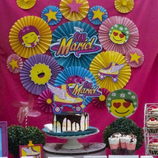 Decoracion de mesa sobre ruedas4 ideas para decorar - Decoracion mesas fiestas ...