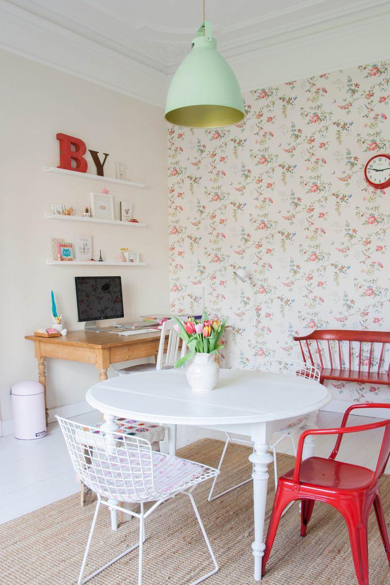 Home Tour: Scandinavian Pretty House — decor8 | Pretty ...