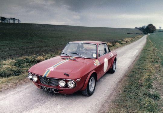 Lancia Fulvia 1.3HF