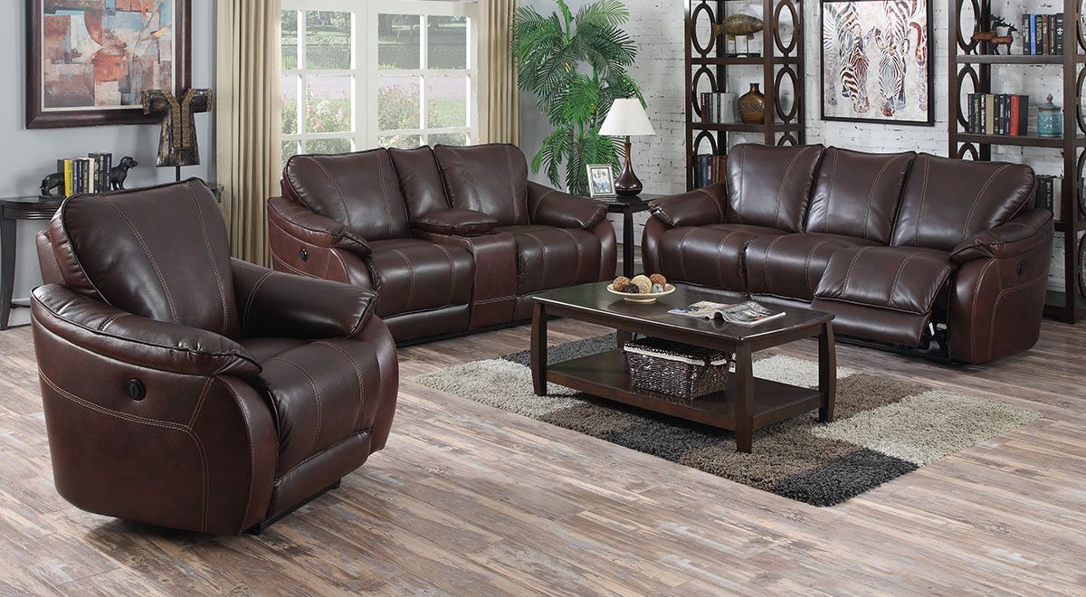 Milton Place Power Reclining Living Room Set Living Room Sets