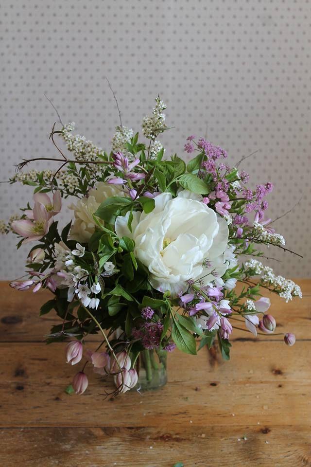 May garden arrangement