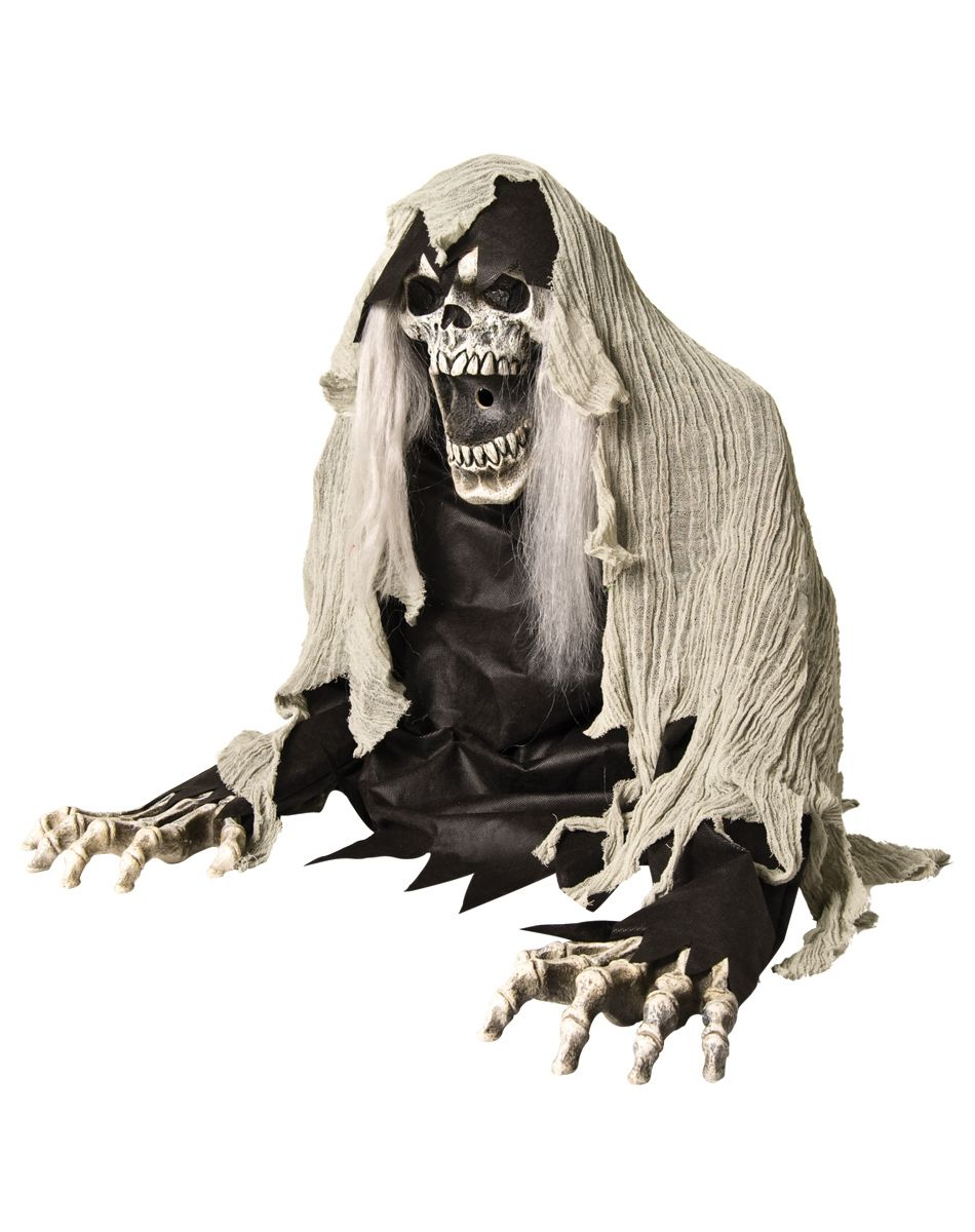 Wretched Reaper Animated Fog Creature Spirit Halloween