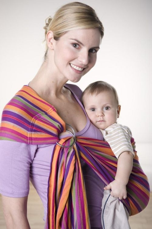 9b430c84bee Ring sling lollipop Amazonas