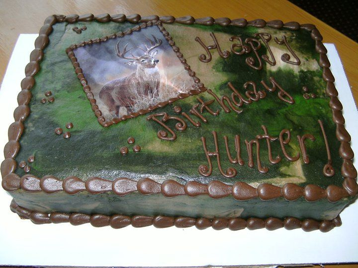 Deer Hunting Awesome cakes Pinterest More Deer hunting and