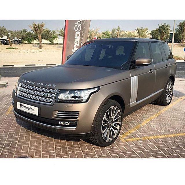 Range Rover, Range Rover