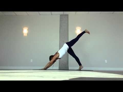 progressive power yoga sequence for vinyasa flow  youtube