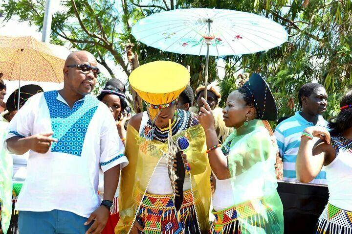 Masetshaba Motsepe Photography South African Traditional Weddings