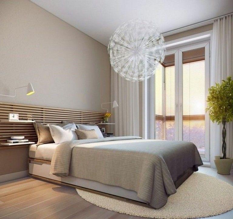 66 Great Modern Bedroom Design that Will Inspire You  Schlafzimmer  Schlafzimmer Modernes