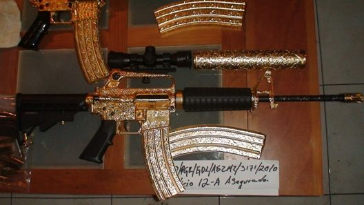 Pin By Khanna Jewels On Super Rich Bizarre Jewelry Assortment Guns Mexican Drug Lord Hand Guns