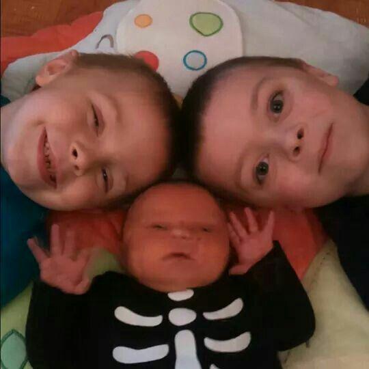 My 3 lil nephews