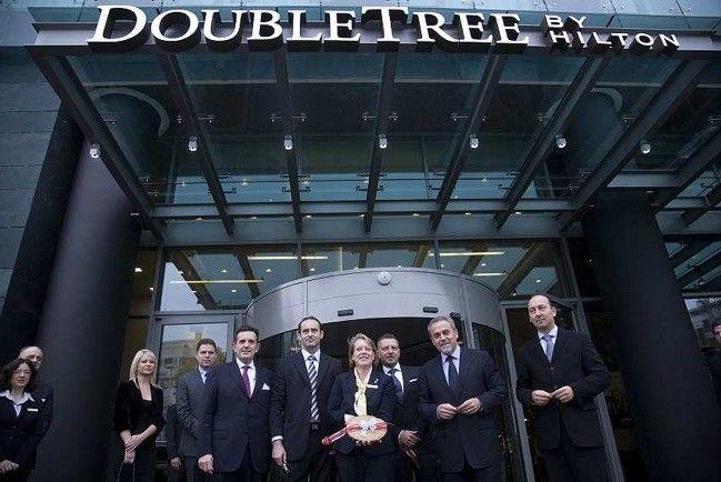 A Peek Inside Zagreb S New Doubletree By Hilton Hotel Likecroatia Hilton Hotel Hotel Zagreb