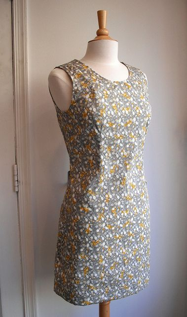 Go Anywhere Dress by spoolsewing, via Flickr