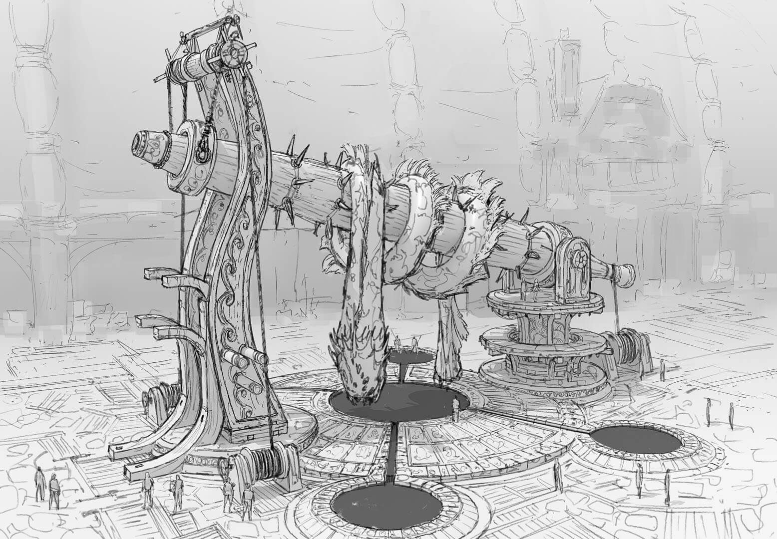 Map of Runeterra - Universe - League of Legends | arr | League of ...