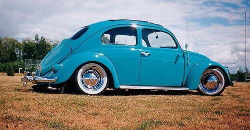 58' Volkswagen Beetle Ragtop   VdubBugs   Pinterest   Beetles ...
