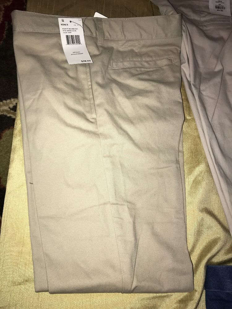 58f4d3d98 French Toast Boys Size 10 Straight Leg Official Schoolwear Pants Tan # fashion #clothing #