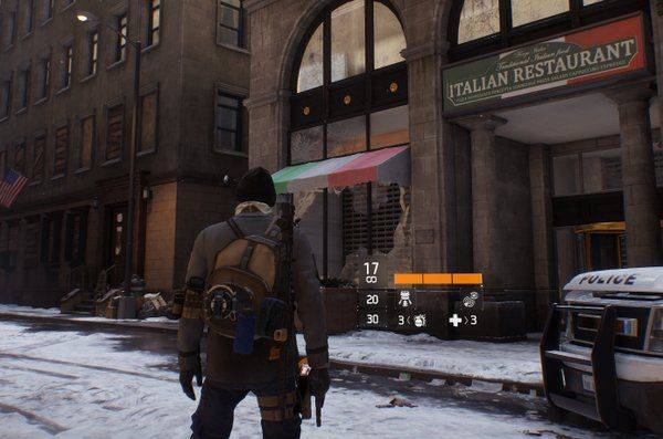 The division and a little Italy ;) Great