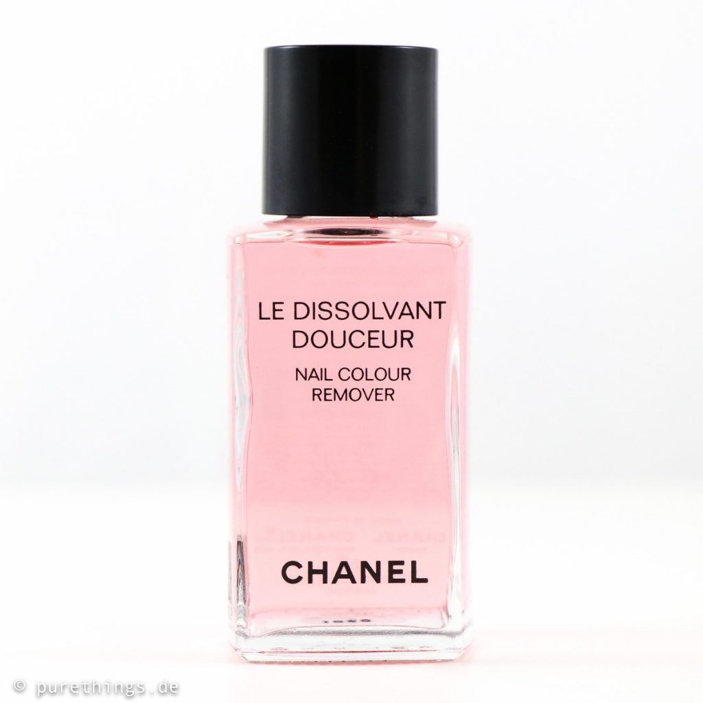 CHANEL Nagellackentferner, Nail Colour Remover - Pure Things ...