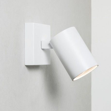 Astro Ascoli Barre 3 Lampes Projecteurs Blanche 6144